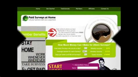 The right paid surveys at home legit free