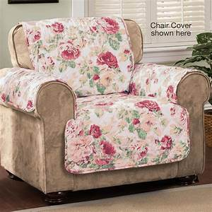 english floral tea rose quilted furniture protectors With furniture cover manufacturers