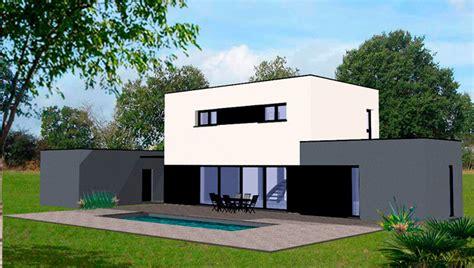 constructeur bretagne fr 187 perspectives de maisons contemporaines