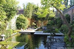 Jardin Japonais Interieur : un jardin japonais aux portes de lille d tente jardin ~ Dallasstarsshop.com Idées de Décoration