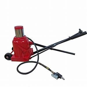 50 Ton Air Manual Pneumatic Hydraulic Bottle Jack