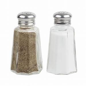 2, Oz, Mushroom, Top, Salt, And, Pepper, Shaker, Pack