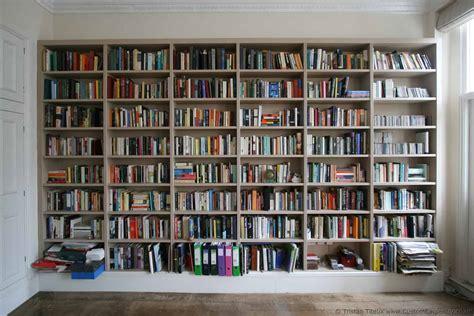 bespoke bookcases bespoke fitted bookcase i built empatika