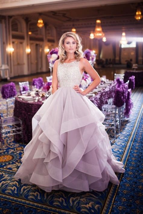 purple wedding inspiration enchanting orchid  sofia