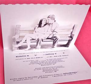 pop up wedding invitations weddingbee photo gallery With pop up wedding invitations tutorial