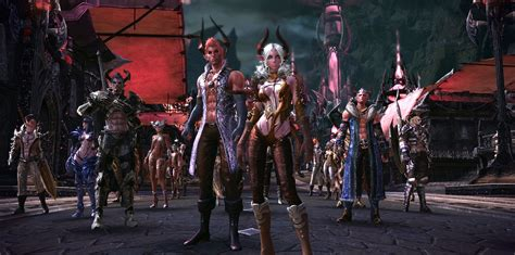 ps 4 rise of the mmorpg is coming to ps4 and xbox one niche gamer