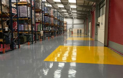 Industrial Floor Coatings   Epoxy Resin Floor Paint