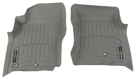 weathertech floor mats for nissan pathfinder 2007 wt461801