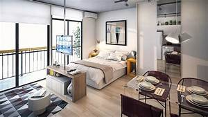 TOP 5 Small Studio Apartments With Beautiful Design