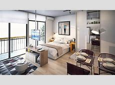 TOP 5 Small Studio Apartments With Beautiful Design YouTube