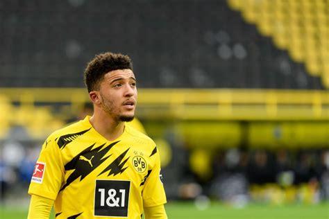PSG Mercato: Paris SG Eyes Borussia Dortmund Winger Jadon ...