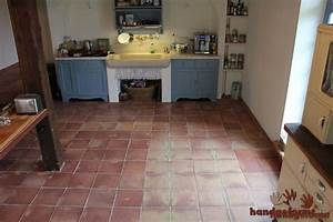 Fliesen In Der Küche : 15 terracotta fliesen mecklenburg bad kueche wohnzimmer fertig handgeformt blog ~ Markanthonyermac.com Haus und Dekorationen