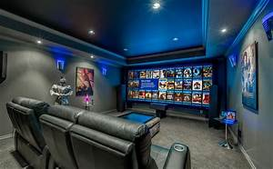 Media Home Cinema : updated modern jewel box contemporary home theater calgary by k w audio ~ Markanthonyermac.com Haus und Dekorationen