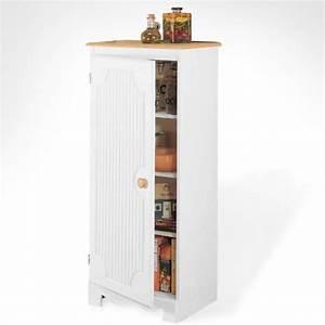 Garde Manger Pas Cher : armoire garde manger en bois table de lit ~ Teatrodelosmanantiales.com Idées de Décoration