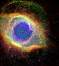 Helix Nebula From Hubble