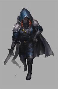Halfling Rogue By Jeffchendesigns On DeviantArt