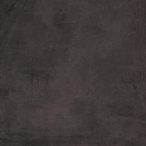 carrelage salon cuisine carrelage sol aspect béton anthracite 80x80 cm