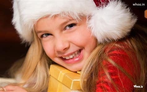 merry christmas   cute girl