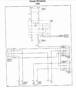 Need Wiring Diagram For Passenger Door