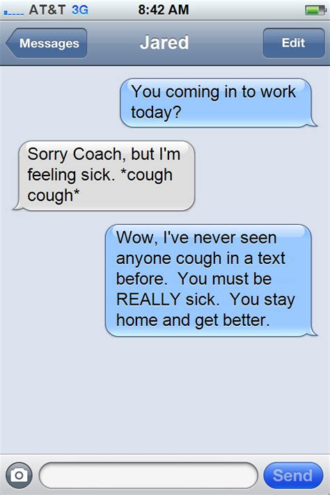 Meme Generator Text - fake text messages of norv turner bolts from the blue