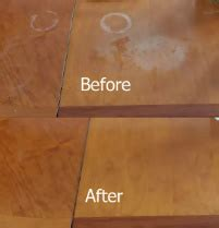 remove water stains  wood furniture furniture
