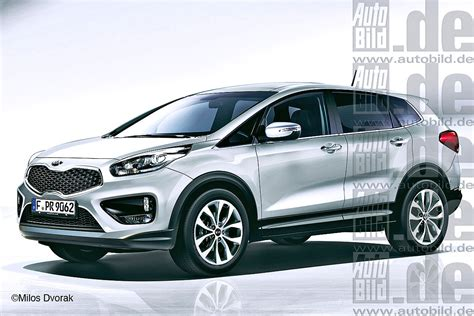 Kia Carens 2016 by 2016 Kia Carens Iii Pictures Information And Specs