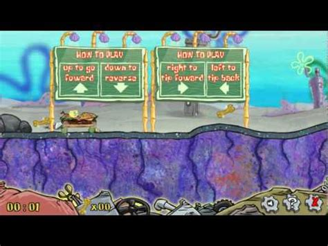 Boat O Cross by Let S Play Spongebob Squarepants Boat O Cross 2 World