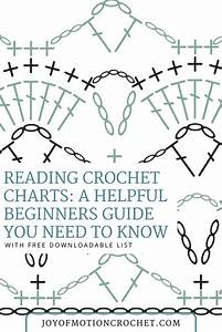 Learn How To Read Crochet Charts With This Beginners Guide