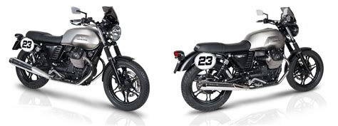 Moto Guzzi V7 Ii Modification by Motorradzubeh 246 R Aprilia V7