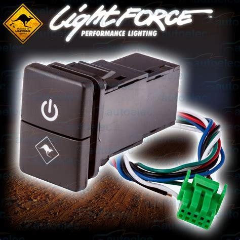 Toyotum Wiring Switch by New Lightforce Dual On Switch Suit Toyota Prado 150