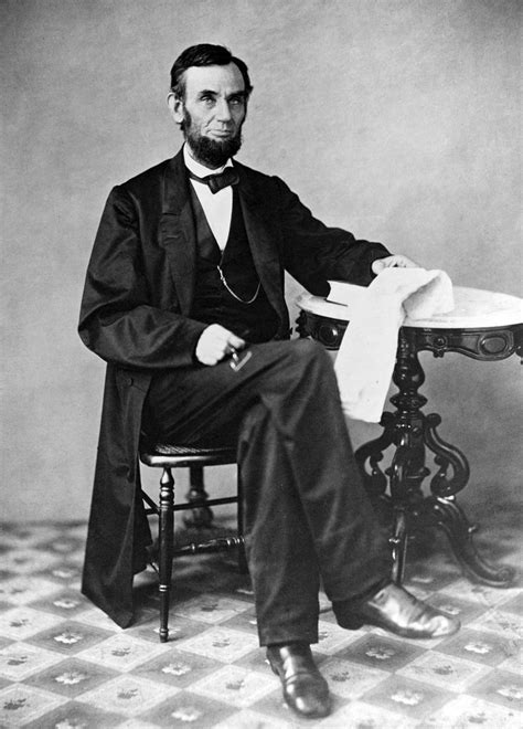 Abraham Lincoln, 1863   New York State Archives