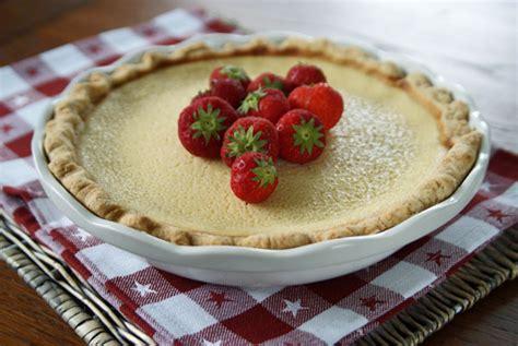 fett für backofen auszug buttermilk pie buttermilch kuchen usa kulinarisch