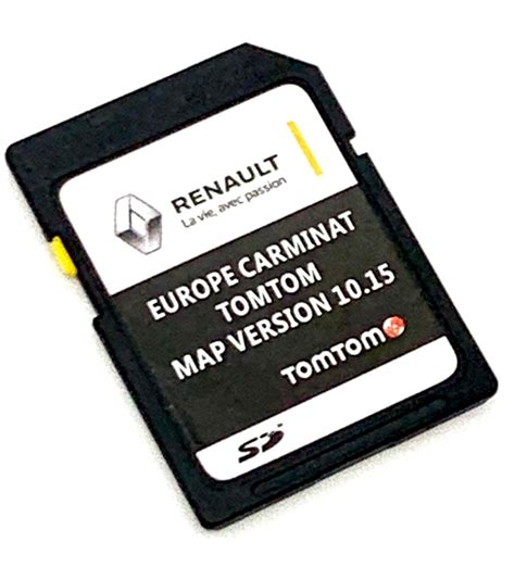 What should i do and why my samsung sd card not working? Renault Tom Tom 2019/2020 Navigation SD Card Sat Nav Map ...