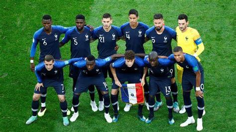 France Road Fifa World Cup Final Football