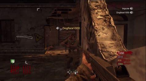 war zombies call duty nazi verruckt zombie player