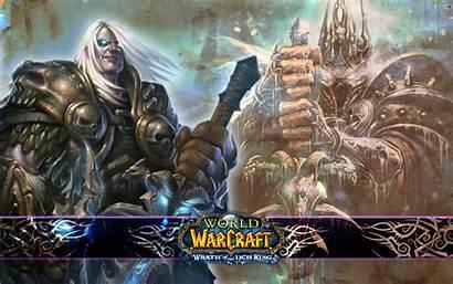 Warcraft Azeroth Wallpapers Arthas 2009 Desktop Wow