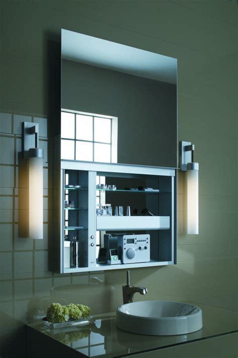 bathroom robern medicine cabinet  sleek style