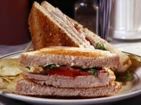 turkey sandwich ideas roasted turkey sandwich recipe food network