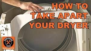 Diagram For Maytag Dryer