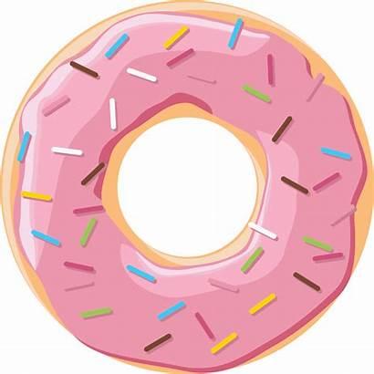 Donut Donuts Clipart Transparent Clip Basketball Doughnut