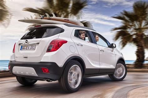 Nuova Opel Mokka Interni - foto opel mokka altre foto anche degli interni