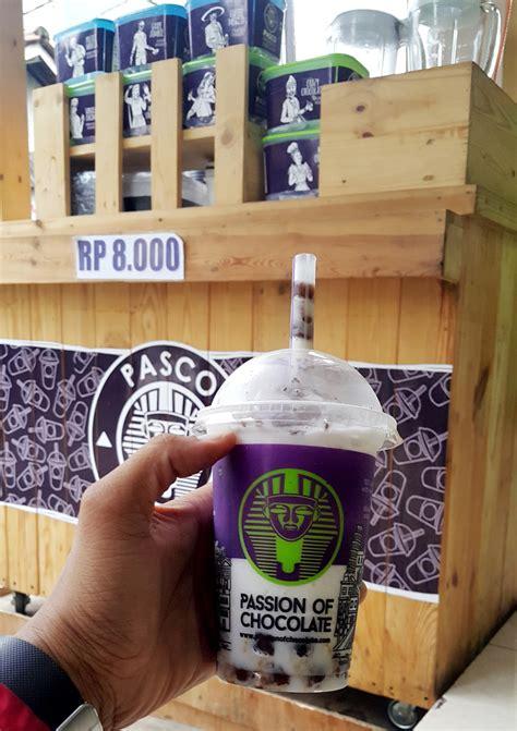 franchise minuman ice pasco supplier popping boba jakarta