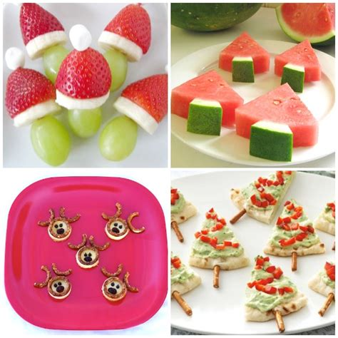 25 healthy christmas snacks fantastic fun learning