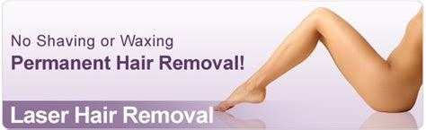 laser hair removal center salon in