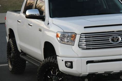 purchase   toyota tundra platinum extended crew