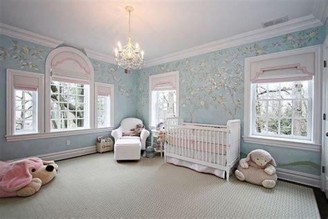 papier peint chambre bebe 55 idées pour la décoration de la chambre bébé de vos rêves