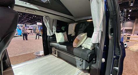 The vehicle peace vans and mercedes unveiled at the chicago auto show.credit.ruth fremson/the new york times. Mercedes-Benz Weekender 2020: Una van convertida en un camper   Lista de Carros