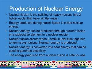 Examples of Nuclear Energy - Bing images