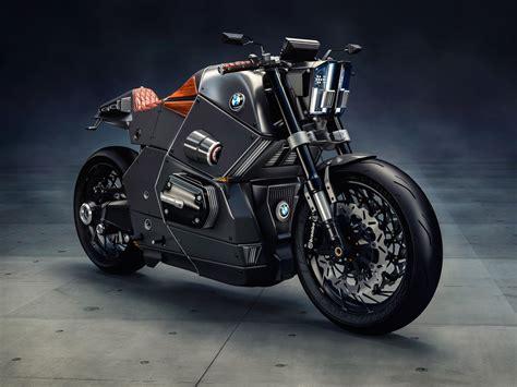Bmw Concept Bike by Wallpaper Bmw Racer Concept Bikes Electric Bike