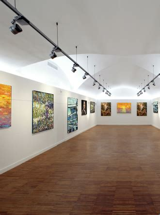 gallery of lighting and museum lighting systems led and metal halide